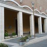 Portico colonnato