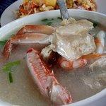 Суп из море продуктов