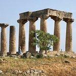 Remains of Apollo's Temple
