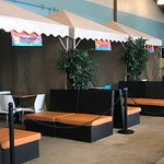 Cabanas available for purchase