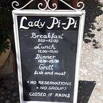 Lady Pi-Pi ภาพถ่าย