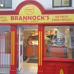 Best fish and chips in Ennis