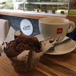 Coffe and Homemade Muffin