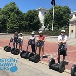#Summer #Vacation is coming! 😃 Gather your #friends & #family for good times at #Boston #Segway