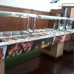 Restaurante - Buffet  de comida