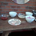 Restaurante - Buffet de sobremesa