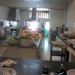 Restaurante - Cozinha
