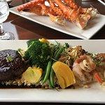 Foto van Blue Crab Seafood House
