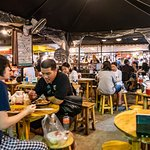 Huamum Night Market Restaurant