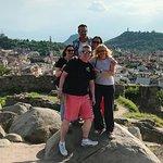 Plovdiv before the bike tour