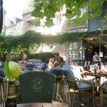 Terras Petit Café Moriaan