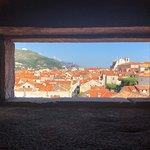 杜布洛尼克古城墙照片