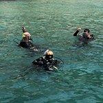 Bild från European Diving Centre