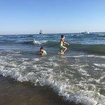 Enjoy all day at Q beach