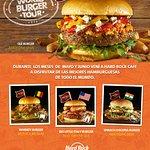 Faltan pocos dias para que finalice el World Burger Tour!