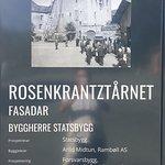 Rosenkrantz Tower - Bymuseet i Bergen – fotografija