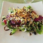 Greek Salad at Krystal