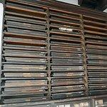Cadres de composition gardées prêts à passer à l'imprimerie