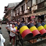 Calle Crisologo fiesta