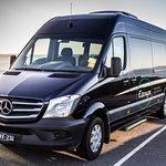 Custom built Mercedes touring vehicles