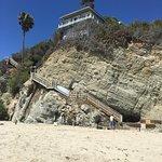 House on Laguna Beach