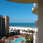 View from JW Marriott Marco Island Balcony