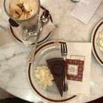 Torte and Sacher coffee