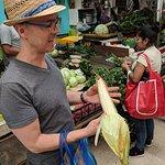 Beto at the Market