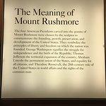 Mount Rushmore National Memorial ภาพถ่าย