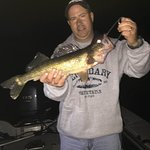 """just one of many we caught on Jerry""""s boat."""