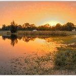 Sunrise at Madigan