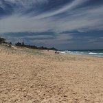 What a nice beach