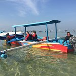 Private surf lessons in beautiful sanur