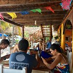 Playa Lancheros_La Casa del TikinXik_Isla Mujeres_Sanju-6