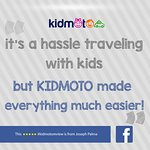 Parents love Kidmoto passenger testimonials & reviews
