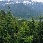Suspension Bridge at Grouse Mountain
