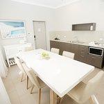 Kitchen 2 Bedroom Suite