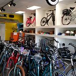 Quite the assortment of bikes. Come check them out!
