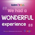 Parents love Kidmoto passenger testimonials & reviews