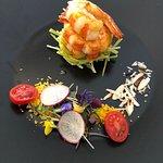 Les crevettes rouges de Sicile
