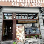 Old Wild West Steak House in Brussels