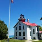 Mission Point Lighthouse ภาพถ่าย