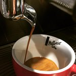Serving Vittoria coffee weekdays from 5am, weekends from 6am!