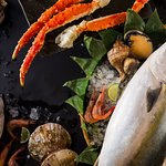 FRESH SEAFOOD FROM JAPAN: