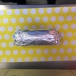 burrito wrapped and ready