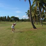 Excellent scenery at Denarau Golf and Racquet Club