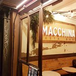 Macchina Pasta Bar Photo