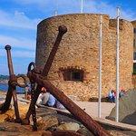 La Tour du Portalet à Saint-Tropez