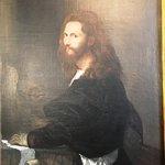 Ritratto di musico  Tiziano