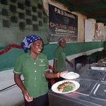 Chilanga Mulilo Restaurant at Choma Museum